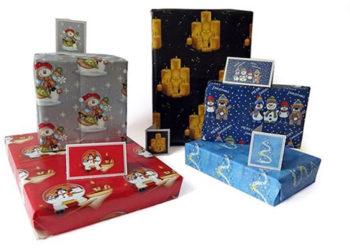 Jõulukingipaberid