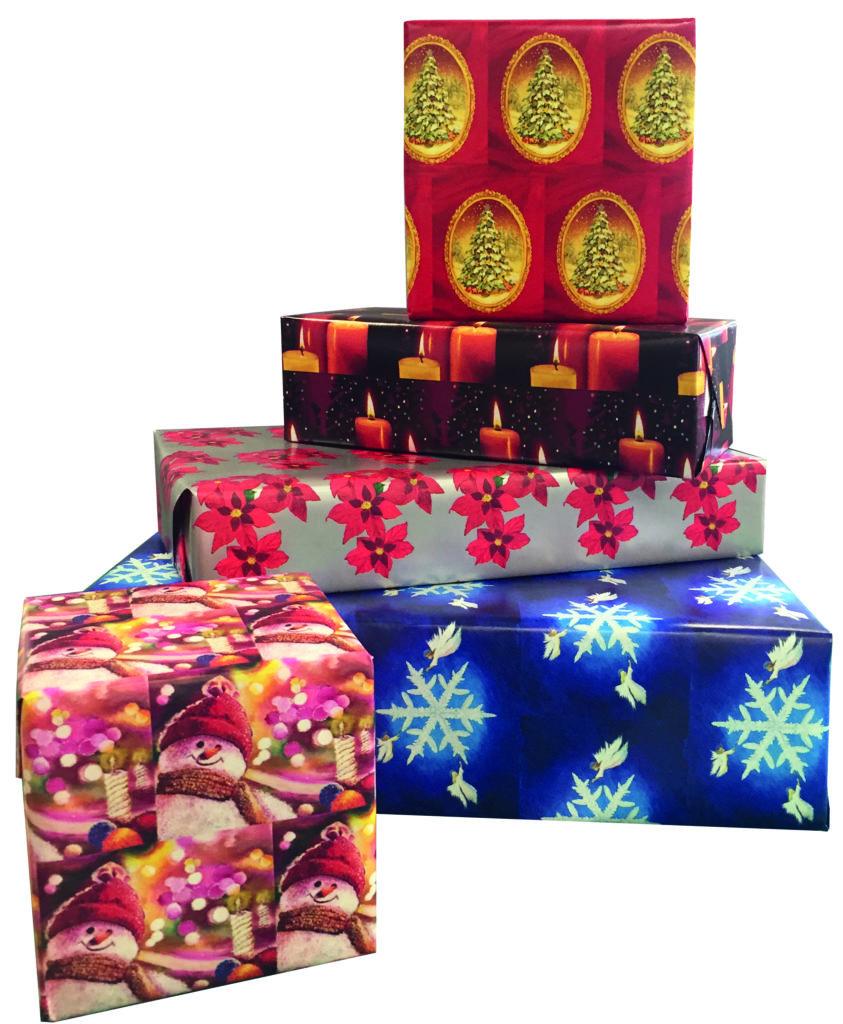 Jõulukingi paberid